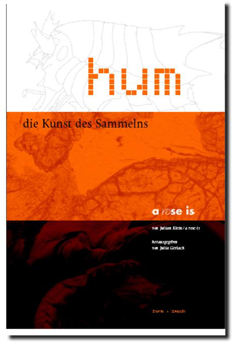 HUM - die Kunst des Sammelns (Katalog)